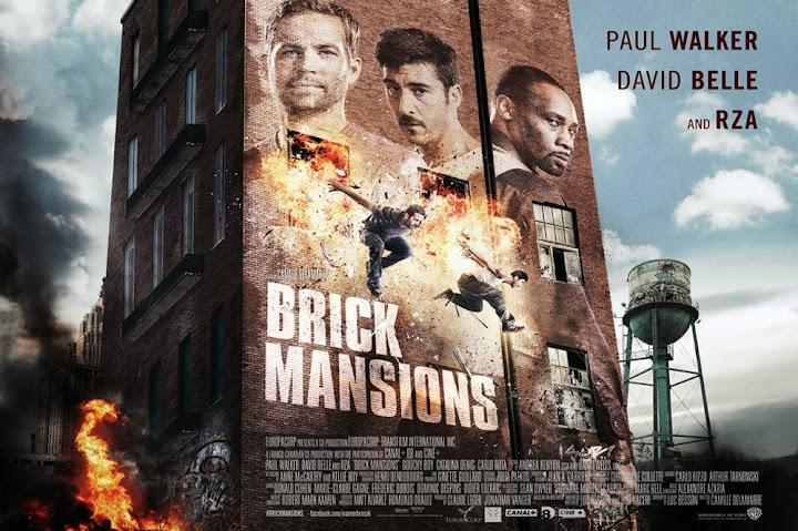 Brick Mansions Wallpaper
