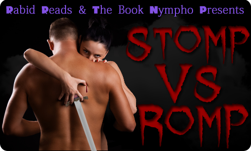 Stomp vs Romp hosted by Rabid Reads and The Book Nympho