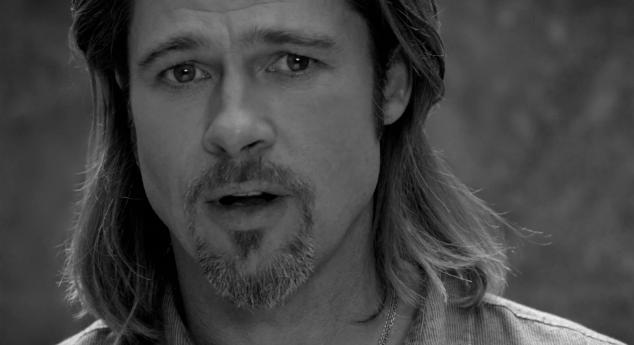 "Brad Pitt ""There You Are"" Chanel N°5"