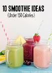 10 Lo-Cal Smoothie Recipes