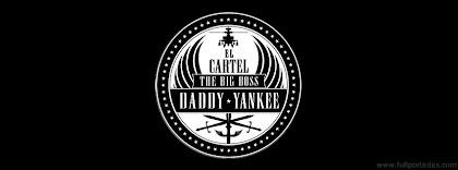 Portada para facebook de Logo del Cartel de Daddy Yankee