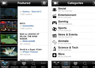 Spreety TV App Screenshot