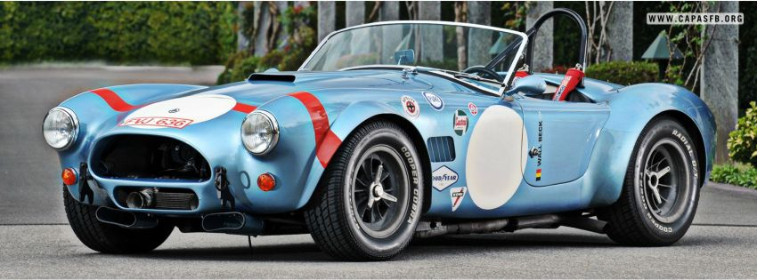 Capas para Facebook Ford Shelby Cobra