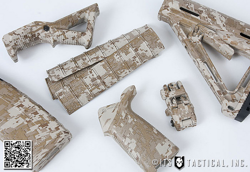 Which Of These 2 Camo Patterns Ar 15