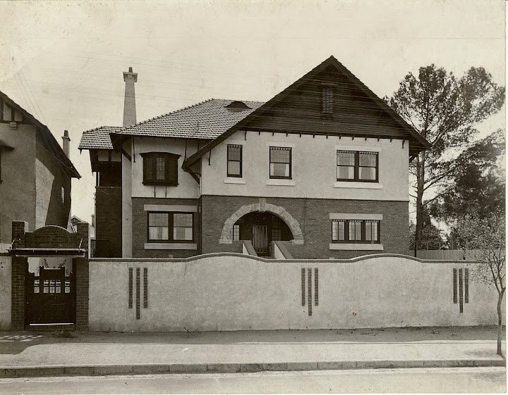 Federation house architect kenneth milne for 333 south terrace adelaide