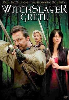 Filme Poster Hansel contra as Bruxas DVDRip XviD & RMVB Dublado