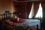 Unser kleines, altes Hotelzimmer in San Francisco - aber gemütlich war es.