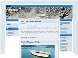 snow-dreams-blue-wordpress-theme