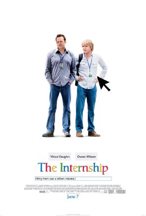 Picture Poster Wallpapers The Internship (2013) Full Movies