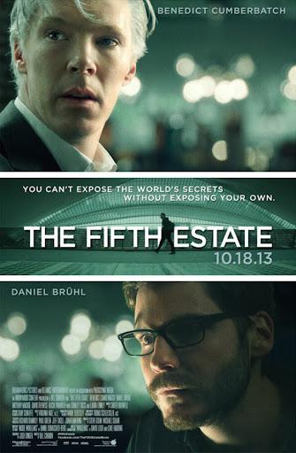 Ο Άνθρωπος Που Πούλησε Τον Κόσμο The Fifth Estate Poster