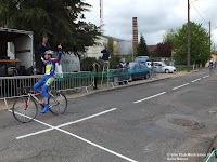 Victoire de Florian en catégorie 5