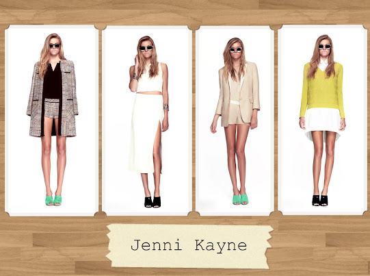 Jenni Kayne Resort Wear 2013