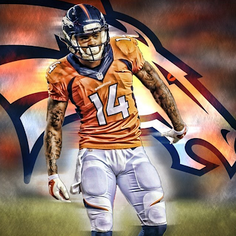 Cody Latimer about