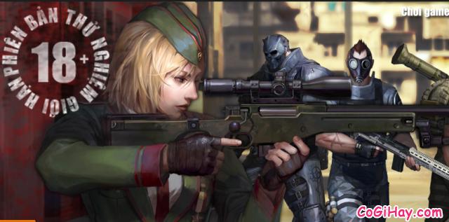 [Mới] Tải game Chiến binh CS – Game bắn súng Counter Strike Online