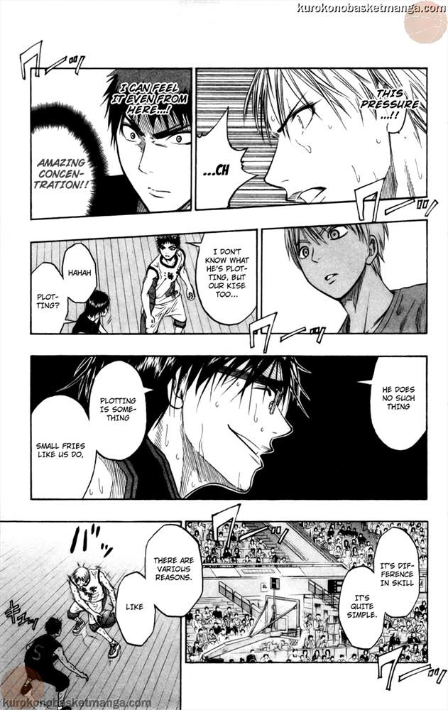 Kuroko no Basket Manga Chapter 66 - Image 9