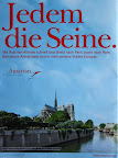 Jedem die Seine: Austrian Airlines