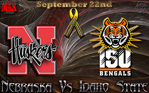 Nebraska Vs Idaho State Husker Max Gameday wallpaper