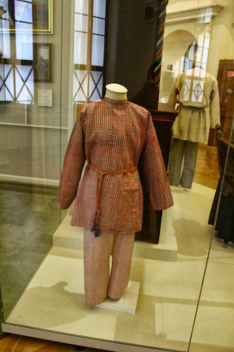 state historical museum moscow clothes