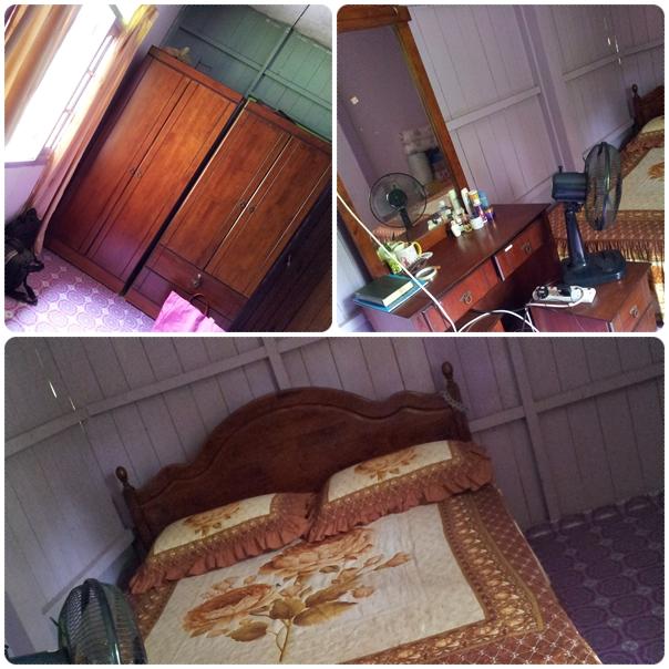 Hiasan Bilik Tidur Rumah Kayu Desainrumahid