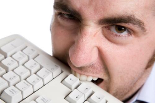 arrabbiato col PC