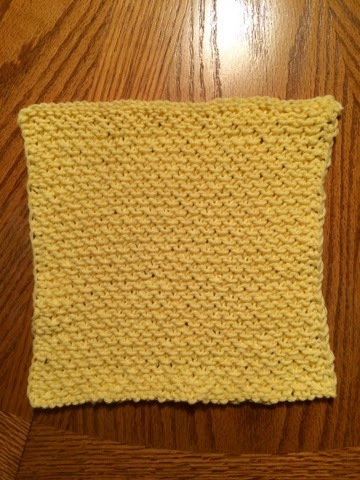 Purlwise Honeycomb Wash Cloth - Susan Elizabeth