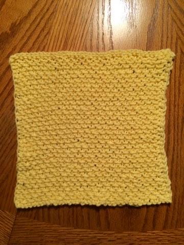 Purlwise Honeycomb Wash Cloth - Susan Elizabeth