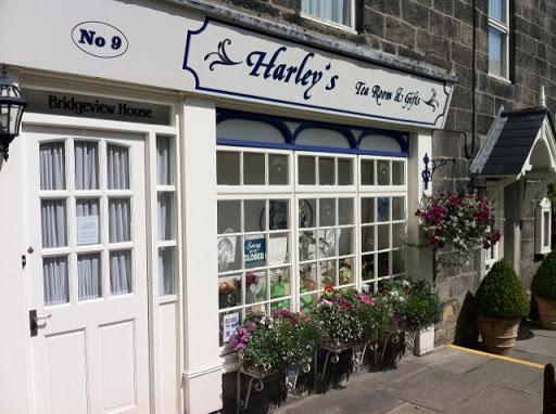 Harley's Tea Room, Rothbury, Rothbury Guide