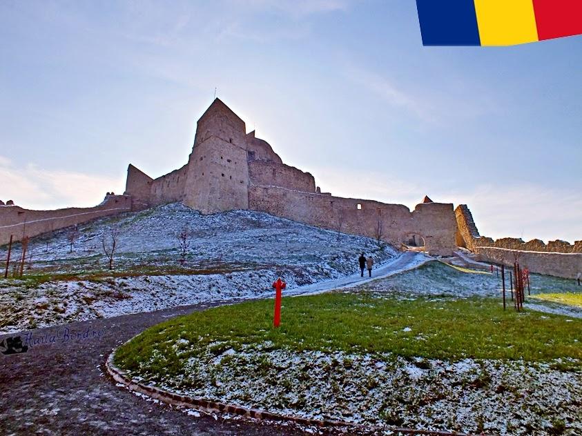cetatea rupea 1 decembrie 2013