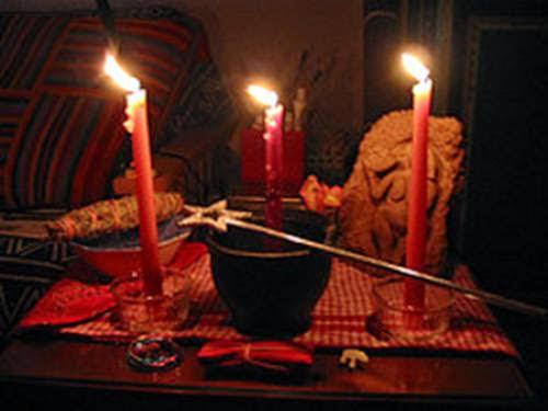 La Wicca Y El Ritual Parte Ii