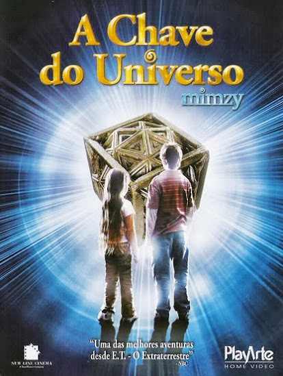 Download - Mimzy – A Chave do Universo - DVDRip AVI Dual Audio + RMVB Dublado