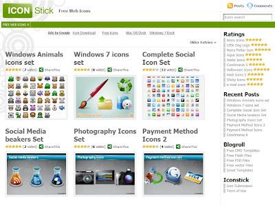 Icon Stick