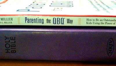 Parenting the QBQ way, parenting books, Christian parenting books