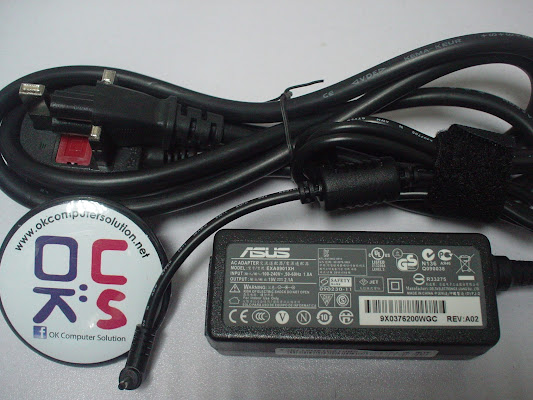 New Charger Adapter For Asus Eee PC 1200 Series
