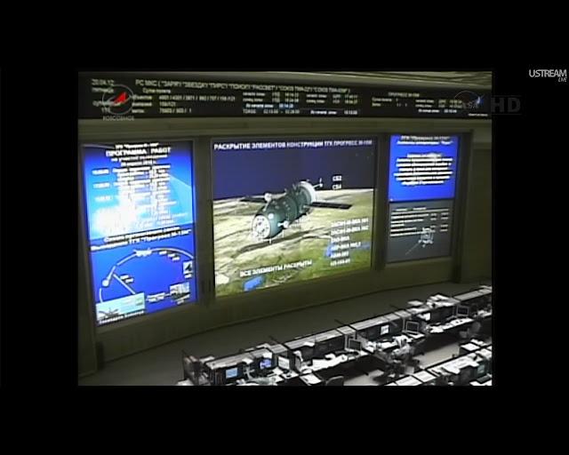 Progress M-15M: Lancement & Mission. P4