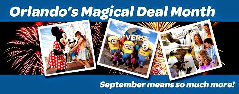 Orlando's Magical Dining Deal Month