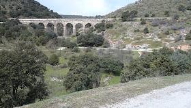 Acueducto en el Canal Alto. Foto: sinpedrolosmejor.blogspot.com