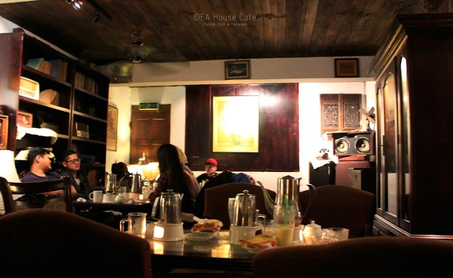 桃園IDEA House Cafe-7