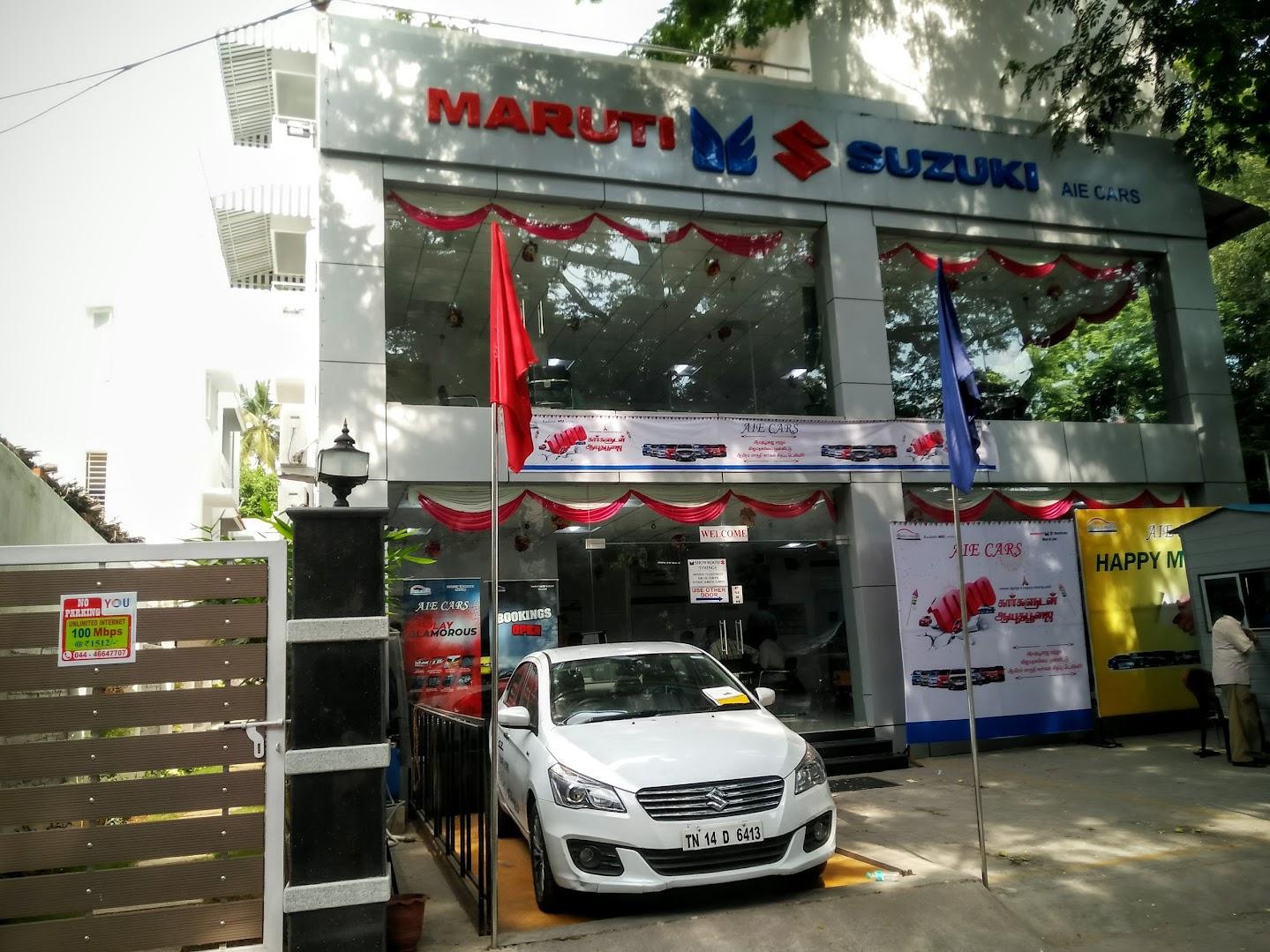 Maruti Suzuki Arena Aie Cars Chennai T Nagar Car Dealer In Chennai