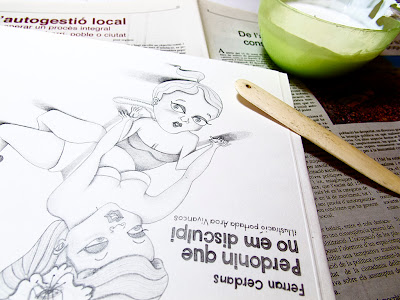 sèrie Aroa Vivancos del llibre de contes curts