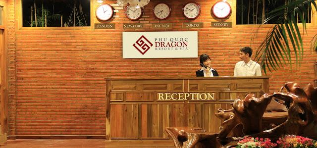Phú Quốc Dragon Resort & Spa tuyển dụng Nhân sự tháng 08/2017