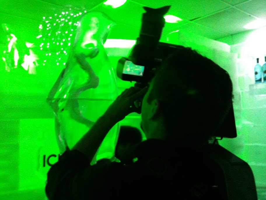 Icebar Orlando Video Production
