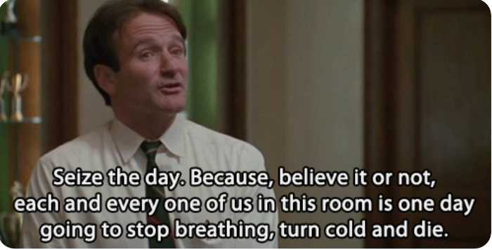 5 sales movies you need to watch today: Seize the day