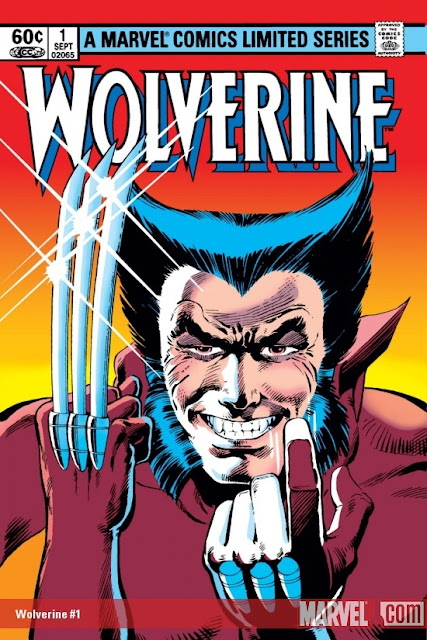 Wolverine Comic Issue 1 Chris Claremont & Frank Miller