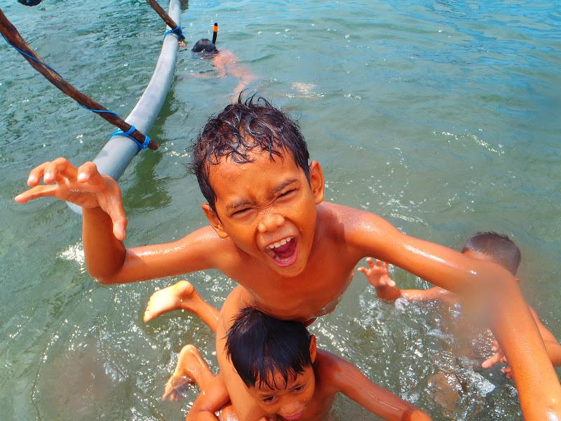 Orange Sea Creatures Pemuteran Sea Creatures