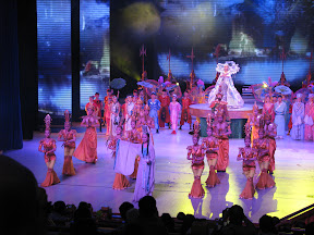 Romance of the Song Dynasty show