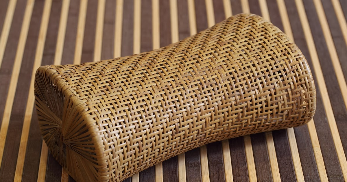 Enticz Chinese Bamboo Pillow