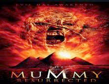 فيلم The Mummy Resurrected