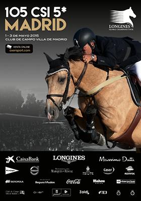 El circuito hípico más importante del mundo vuelve a Madrid del 1 al 3 de mayo 2015