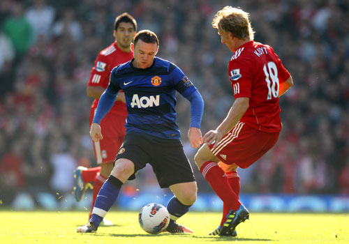 Wayne Rooney, Liverpool - Manchester United