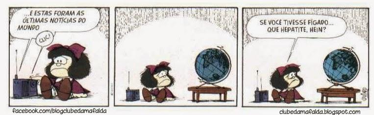 Quadrinhos Engraçados:  Tirinha 747